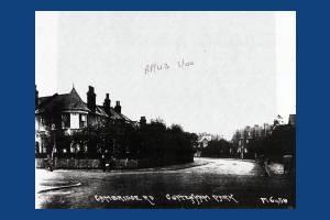 Cambridge Road, Cottenham Park