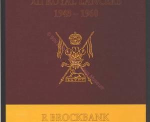 Regimental Histories, 1945-1960 Brockbank