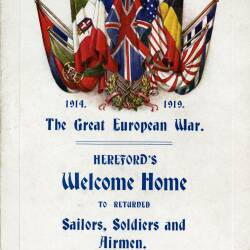 Hereford's Welcome Home