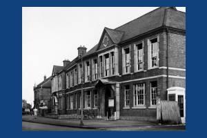 Central library, 118 Kingston Road, Merton Park