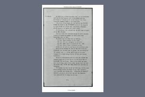 War Diary - Middlesex Regiment