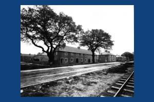 Canterbury Road, Morden: No's.181 to 191