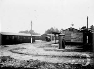 Army Camp, Wimbledon Common