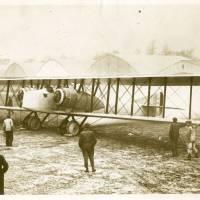 Caudron aeroplane