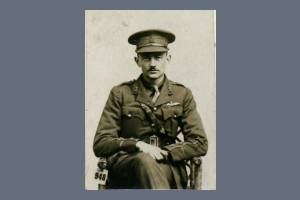 Lieutenant George Weston Devenish