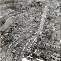 Aerial views of Ledbury