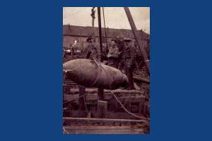 Merton: German Bomb