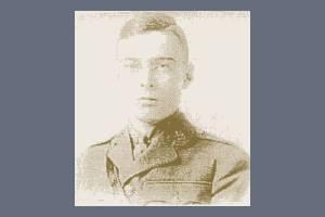 2nd Lieutenant Raymond Ernest Wilson