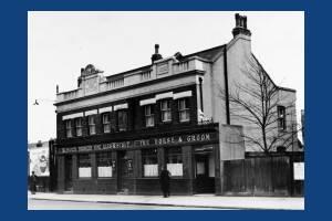 The Horse & Groom, Merton High Street.