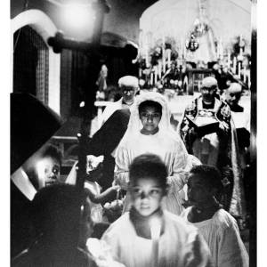 Antonia Andrade (26 years old) became the first black woman to be admitted to the Order of the Poor Clares at Bullingham, under the name of Sister Mary Francis in 1958.