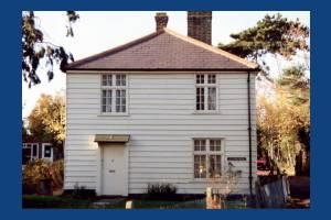 Church Farm Cottage, London Road,  Morden