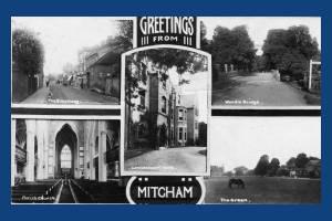 Mitcham Views: Postcard