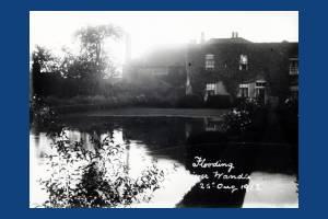Phipps Bridge Road, Mitcham: The Poplars