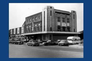 Morden Odeon, corner of London Road and Aberconway Road, Morden