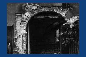 Norman Arch, Merton Abbey