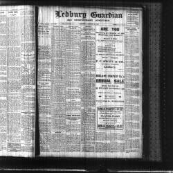 Ledbury Guardian 1918