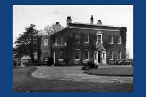 Morden Park House: Southern aspect
