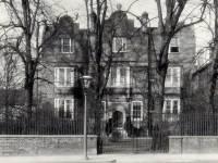 Eagle House, Wimbledon: West front