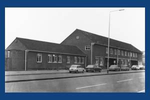 Central Library, Morden Road, Morden