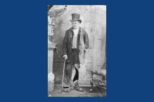 Billy Ramsey: A resident of Mitcham