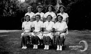Wimbledon County School for Girls: Tennis team